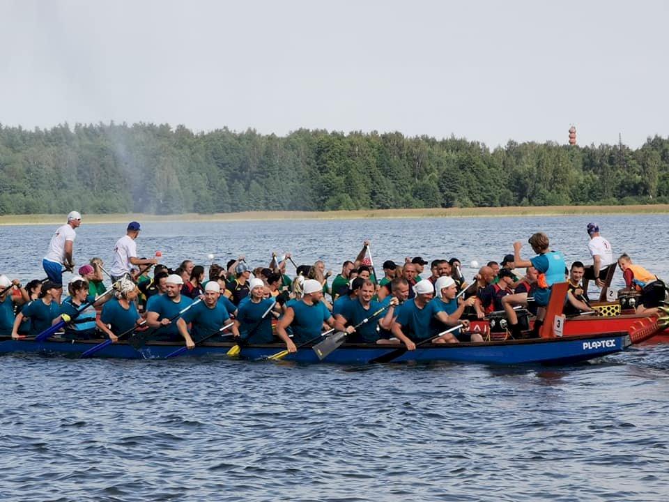 "Daugavpils II Starptautiskais ""Dragon Boat"" festivāls"