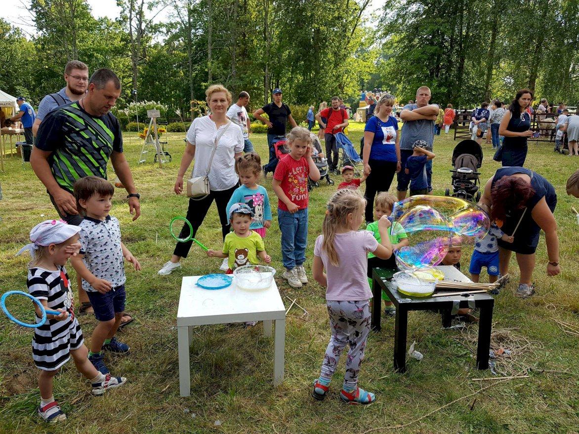 """Daugavpils novada svētki """"Gadsimtu gaismā"""""""