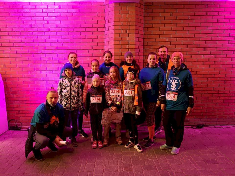 Latvijas Orientēšanās nakts 2019 Daugavpilī