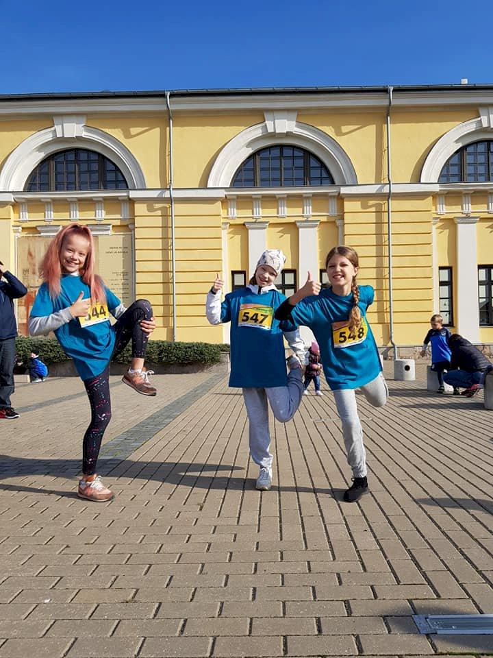 54.skrējiens Daugavpils-Mežčiems